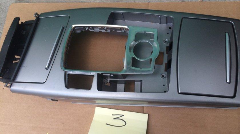 Consola Centrala Audi A6 4F nr 3 Start Stop
