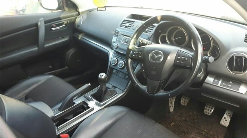 Consola centrala Mazda 6 2010 Sedan 2.2D