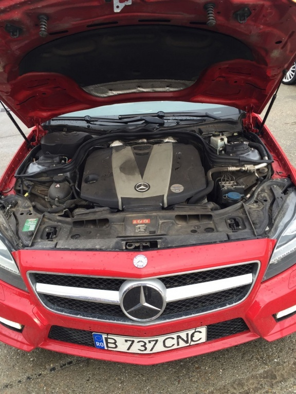 Consola centrala Mercedes CLS W218 2014 coupe 3.0
