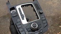 Consola centrala navigatie cu joystick Audi A4 B8 ...