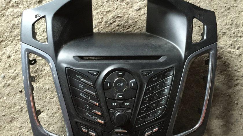 Consola centrala Navigatie Ford Focus 3 2012 2013 2014