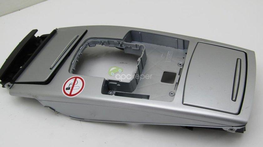 Consola centrala + scrumiera Audi A6 4F Facelift 2010 - 2,0Tdi