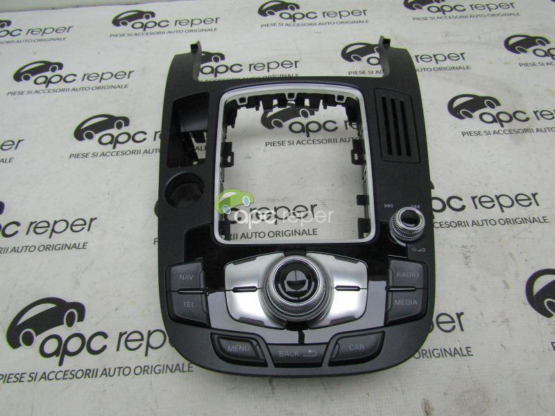 Consola MMI 3G Audi A5 8T 2014 cod  8T0919611C