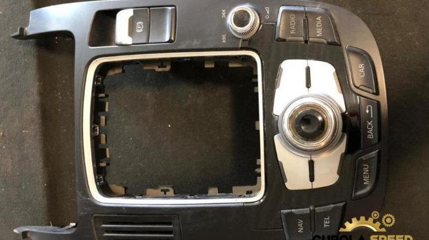 Consola navigatie mmi Audi A4 (2007->) [8K2, B8] 8t0919611k