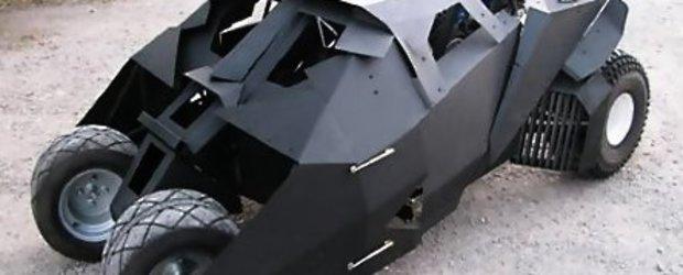 Construieste-ti propriul Batmobile
