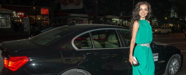 Construit pe o legatura bogata cu cinematografia: BMW Seria 7 este masina oficiala a Festivalului Les Films de Cannes a Bucarest