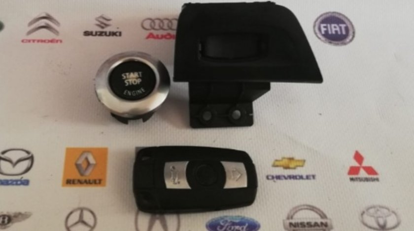 Contact buton pornire start stop BMW e81 e87 118d seria 1 motor 2.0d m47