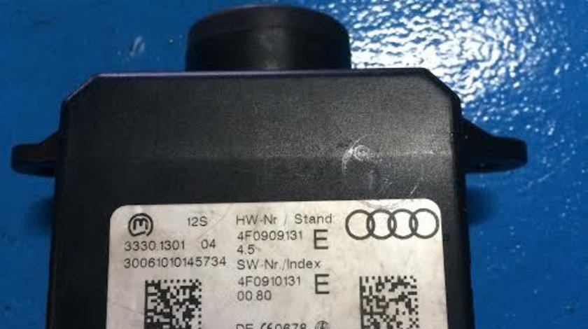 Contact cheie Audi A6 4F0910131