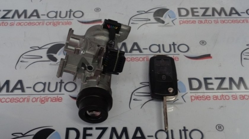 Contact cu cheie 1K0905851B, Skoda Octavia 2 (1Z3) 2.0tdi (id:222976)