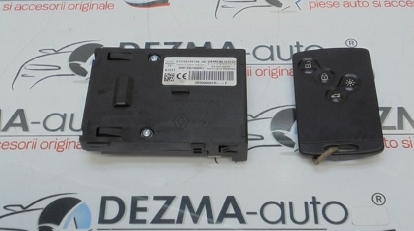 Contact cu cheie, 285900001R, Renault Laguna 3 (id:248388)