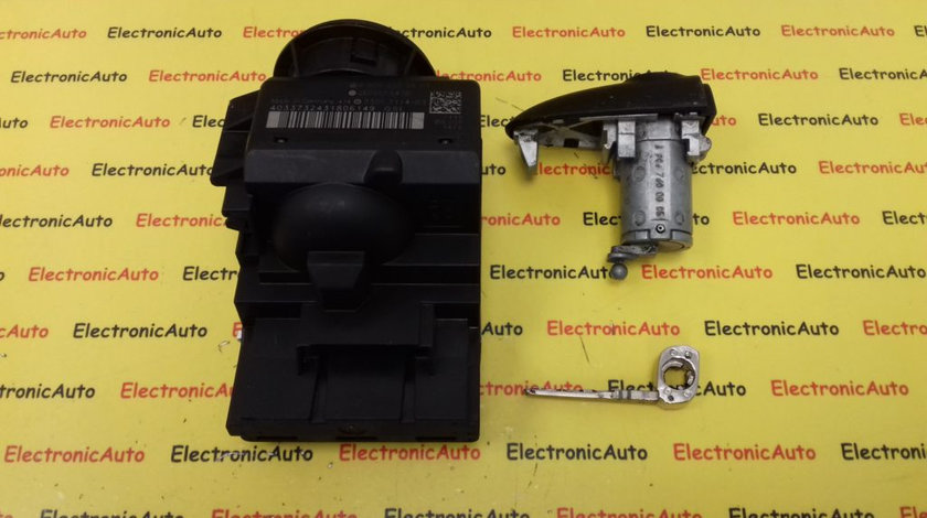 Contact Cu Cheie + Butuc Portiera Vw Crafter, A9069003803, A9067600005