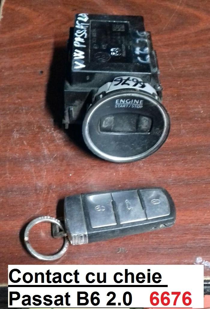Contact cu cheie Volkswagen Passat B6