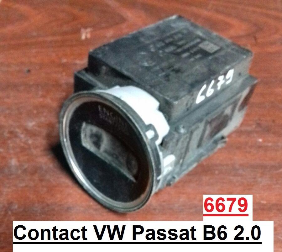 Contact Volkswagen Passat B6