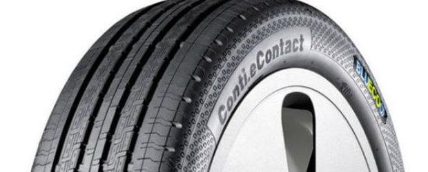 Continental a creat un cauciuc special pentru masinile electrice