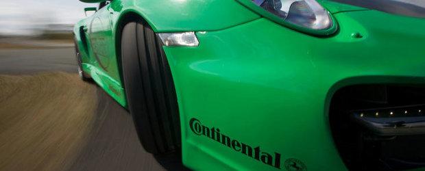 Continental lanseaza o anvelopa speciala pentru masinile modificate