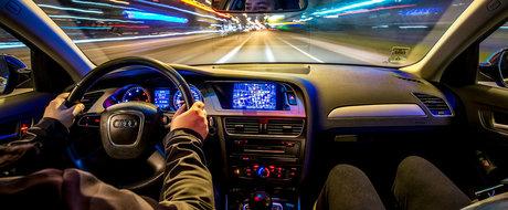 Contrar credintelor tale, soferii de Audi injura cel mai mult la volan
