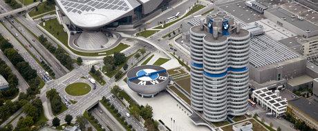 Control neanuntat la sediul BMW din Munchen. Nemtii sunt suspectati de formarea unui cartel