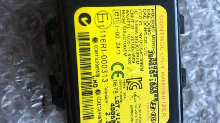 Control unitate imobilizator hyundai ix20 1.6 crdi 95420-2v000