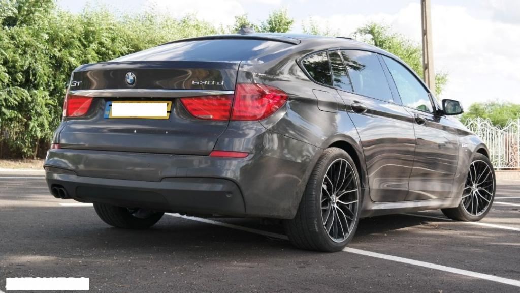 Conversie kit schimbare pachet exterior fata completa M complet original de fabrica BMW Seria 5 GT f07