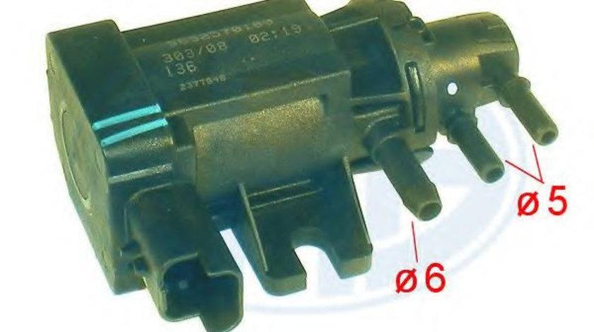 Convertizor de presiune, turbocompresor PEUGEOT 607 (9D, 9U) (2000 - 2016) ERA 555161 piesa NOUA