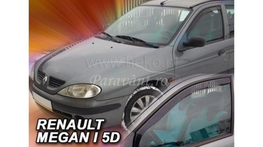 Copy name: Paravant RENAULT MEGANE, Hatchback cu 5 usi/Sedan an fabr. 1995-2002 (marca HEKO) Set fata - 2 buc. AutoLux