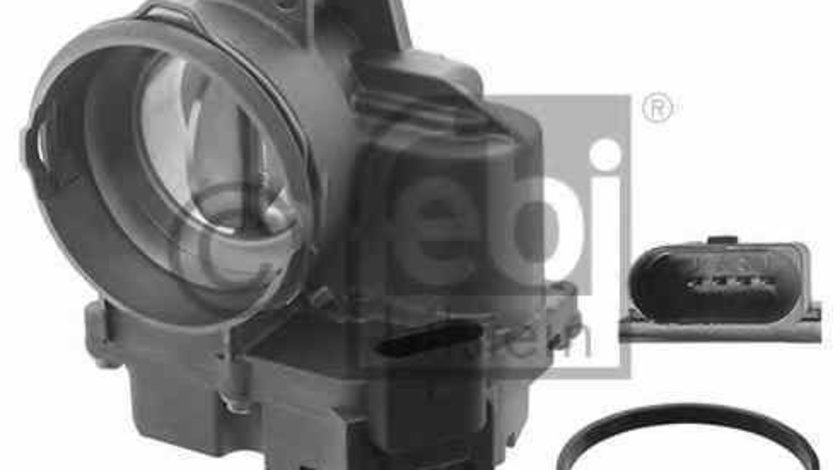 Corp clapeta acceleratie AUDI A4 Avant 8E5 B6 FEBI BILSTEIN 46128