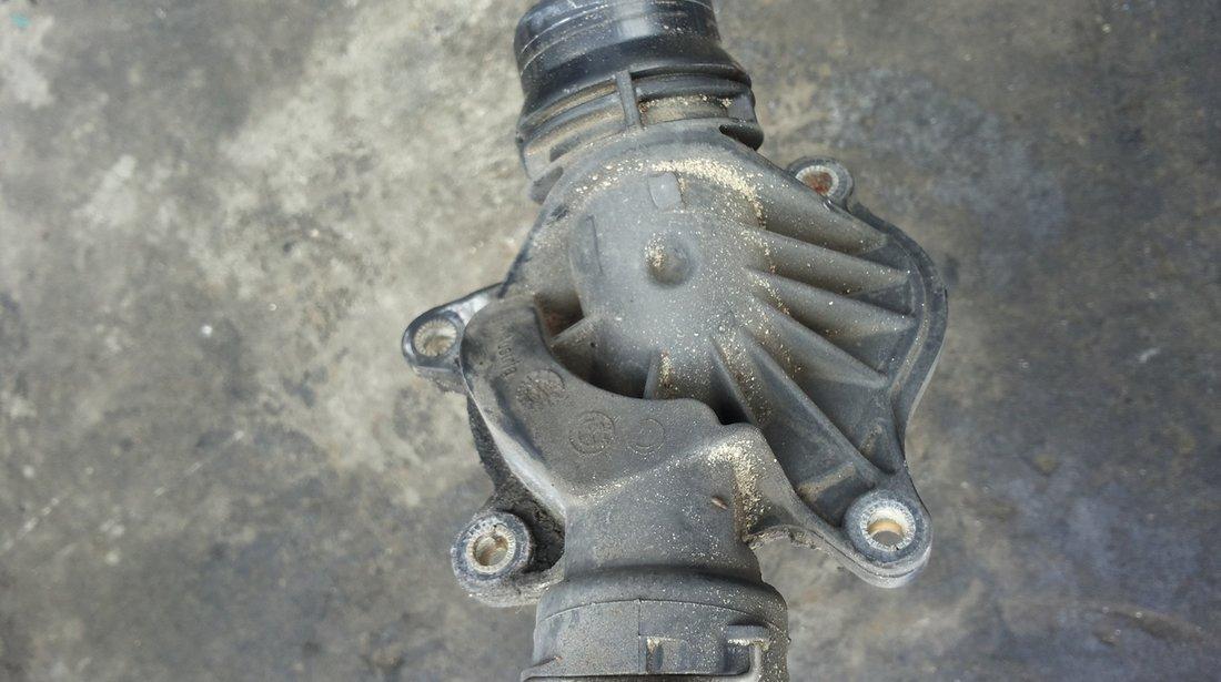 Corp cu termostat 1162837 S900837  pentru BMW E46 tip motor 204D4