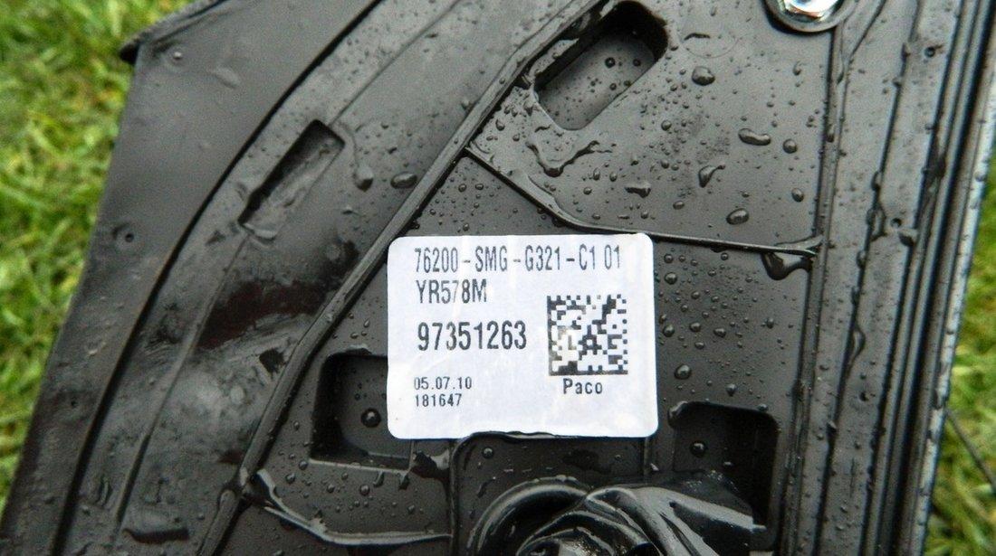 Corp oglinda Honda Civic MK8 model 2006-2012 cod 76200 SMG E214 M1 B538M