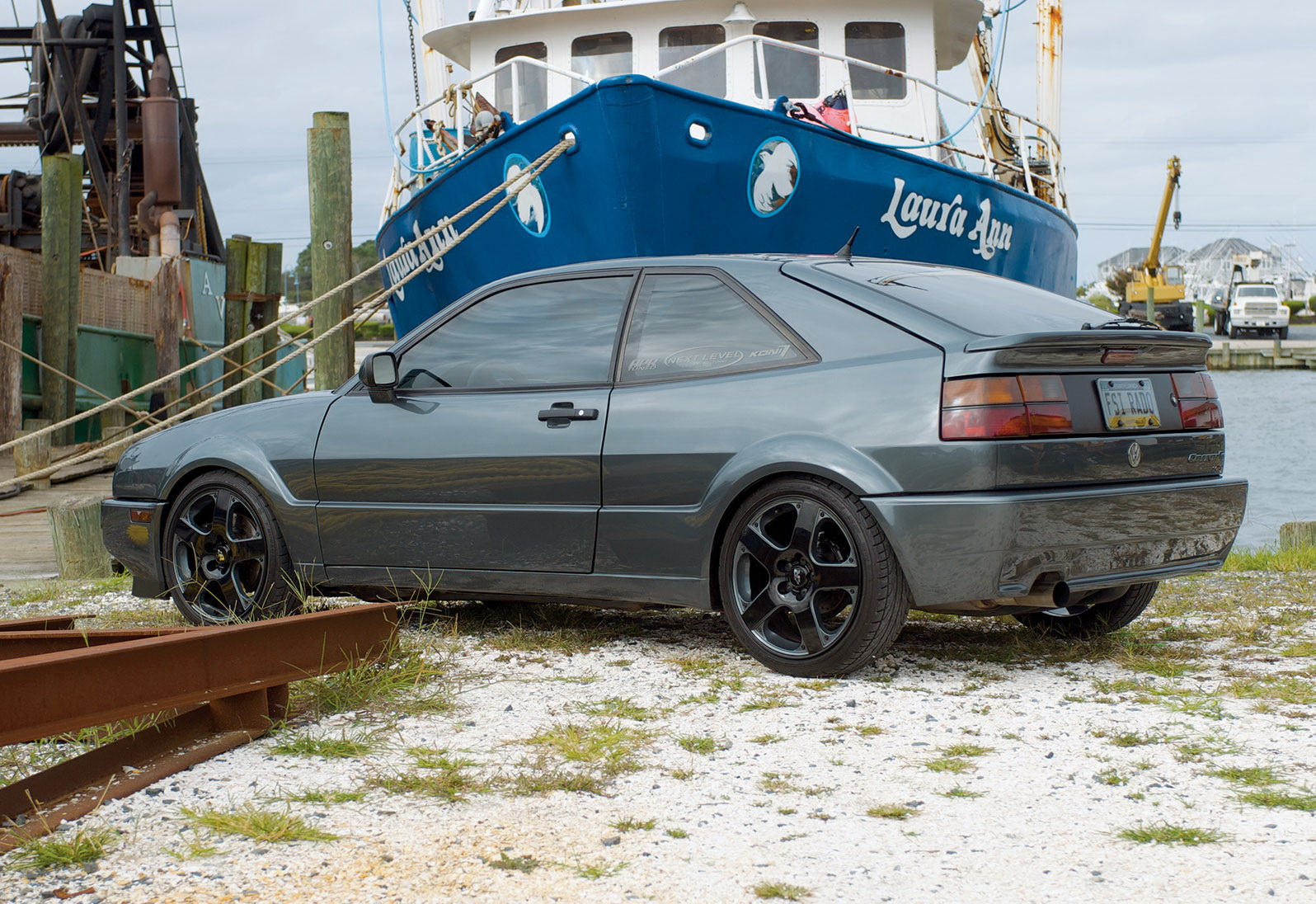 Corrado GLI 1992 - Corrado GLI 1992