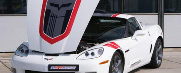 Corvette Grand Sport by Geiger - 588 CP pentru o legenda vie
