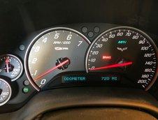Corvette Z06 gasit in depozit