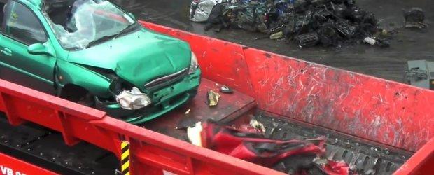 Cosmarul oricarei masini: mancatorul de caroserii si motoare