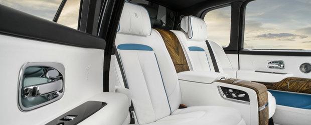 Costa 1.8 milioane de euro si masoara peste 6 metri. Cum arata limuzina blindata bazata pe SUV-ul de la Rolls-Royce