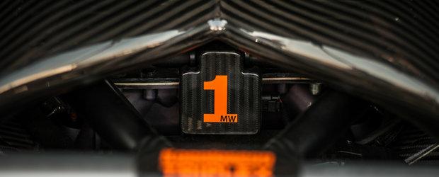Costa 5.5 milioane de euro si este una dintre cele mai rare masini fabricate vreodata. El a condus-o si iti spune cum a fost