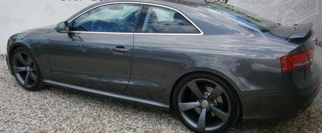 Costa cam cat un Renault cu motor diesel, iar asta il face cel mai ieftin Audi RS5 din lume