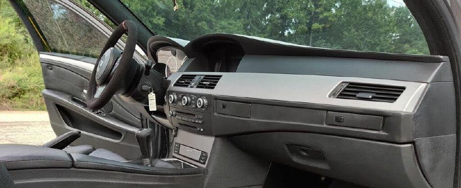 Costa cat un VW Golf, dar are motorul de cinci ori mai mare. In plus, accelereaza de la 0 la 100 km/h in doar 4.7 secunde