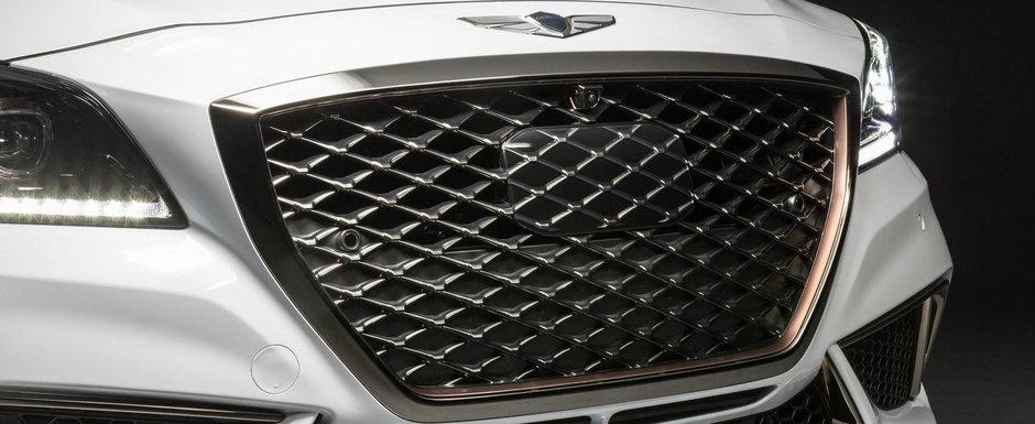 Costa cu 1.200 dolari mai putin decat un BMW 540i, insa ofera 365 CP. Mare pacat ca nu se vinde si in Europa