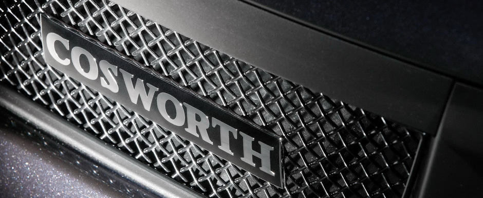 Cosworth pregateste un motor de 1.6 litri si 480 de cai putere