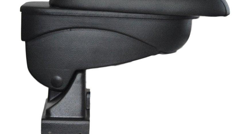 Cotiera BestAutoVest pentru Audi A4 B6 Sedan ( Typ 8E ) 2000-2007 (), rabatabila cu capac culisabil