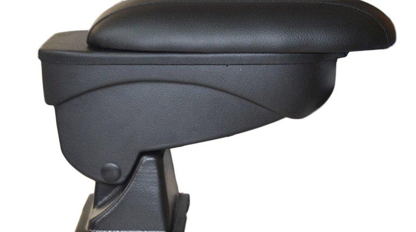 Cotiera BestAutoVest pentru Skoda Fabia 1 2000-2007 (), rabatabila cu capac culisabil