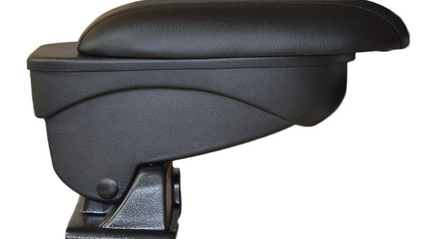 Cotiera BestAutoVest pentru Vw Golf 5 Golf 6 Eos Passat B5/3B Facelift 2000-2005 Jetta 3 2005-2010 (), rabatabila cu capac culisabil