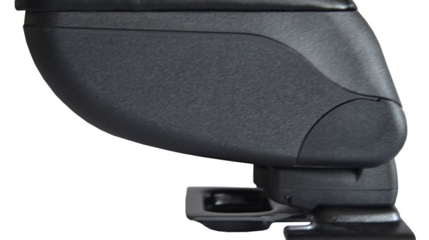 Cotiera BestAutoVest pentru Vw Golf 5 Golf 6 Passat B5 Lif Jetta , rabatabila cu capac culisabil imbracat in piele eco,