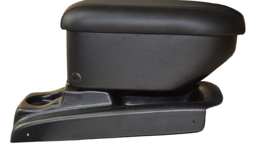 Cotiera BestAutoVest pentru Vw Passat B6 ( 3C2/ 3C5) 2005-, rabatabila cu capac neculisabil