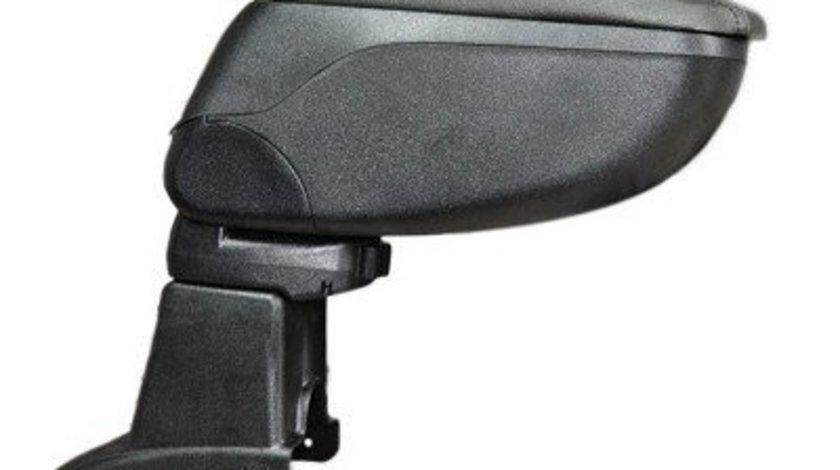 Cotiera Logan geamuri electrice neagra model Breckner VistaCar