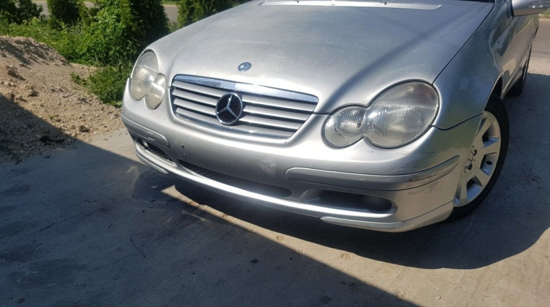 Cotiera Mercedes C-CLASS Coupe Sport CL203 2003 Coupe 1.8 kompresor