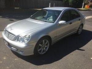 Cotiera Mercedes C-CLASS W203 2001 SEDAN / LIMUZINA / 4 USI 2.0