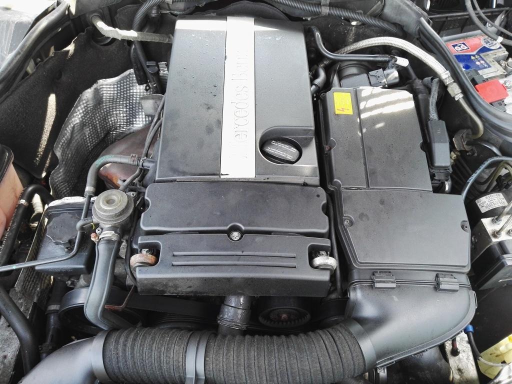Cotiera Mercedes C-CLASS W203 2003 berlina 1800