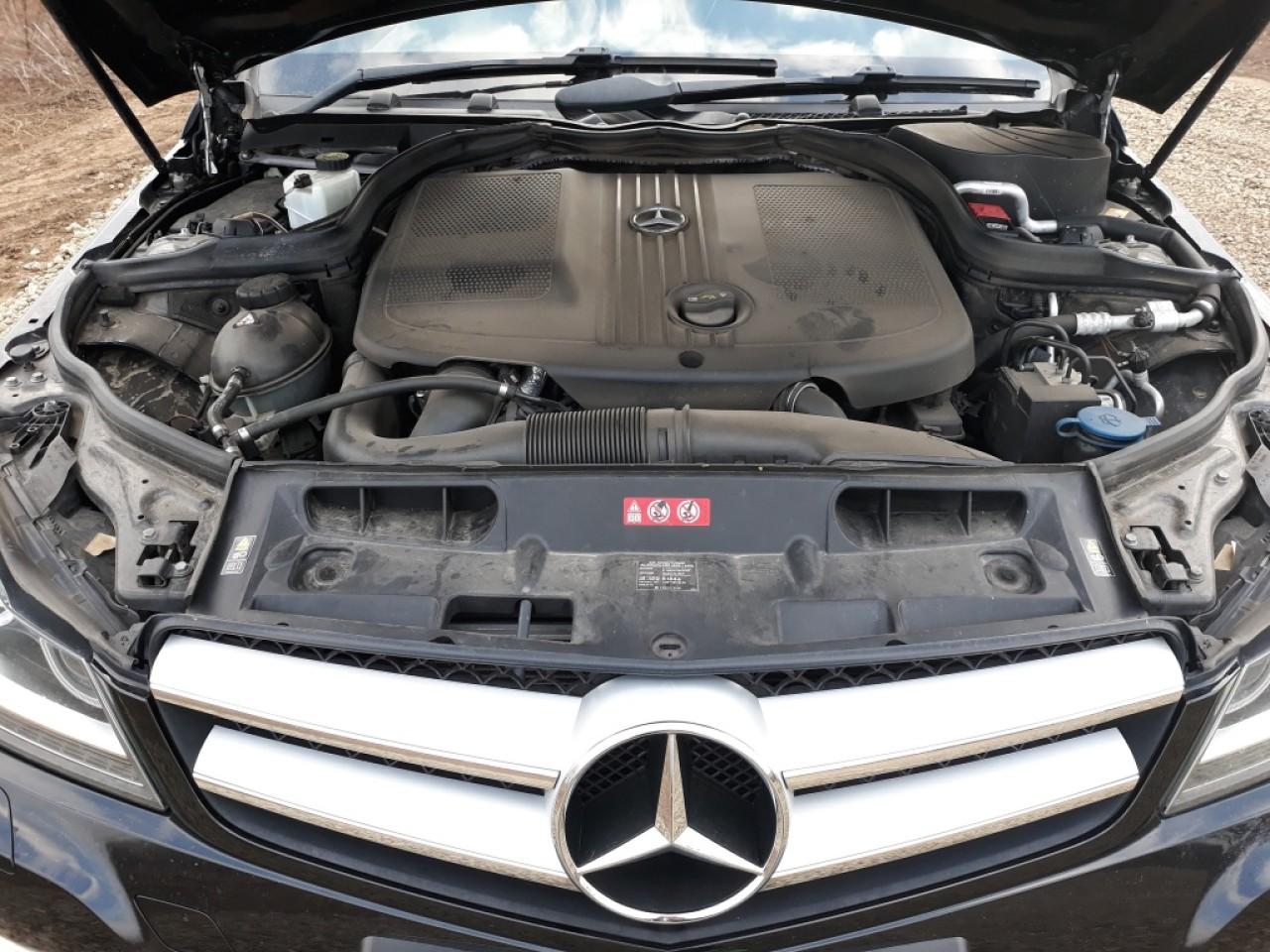 Cotiera Mercedes C-CLASS W204 2013 coupe 2.2