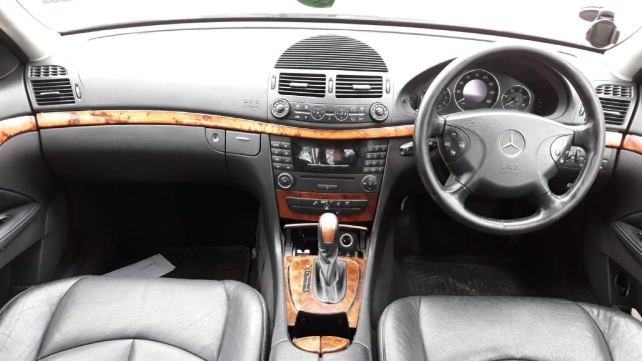 Cotiera Mercedes E-CLASS W211 2003 berlina 2.2