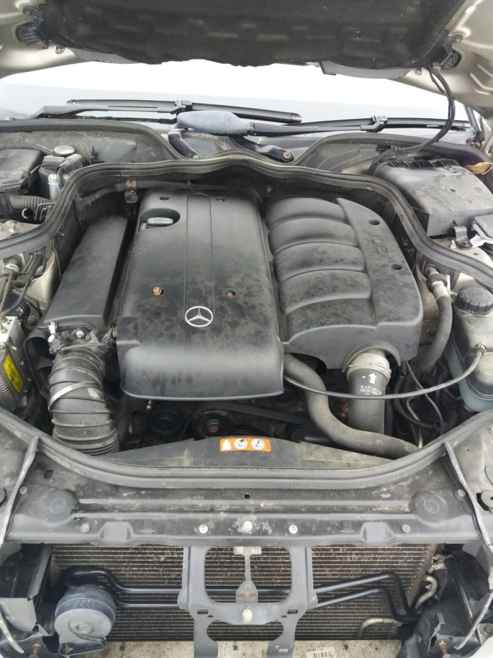 Cotiera Mercedes E-CLASS W211 2004 berlina 2.2 cdi